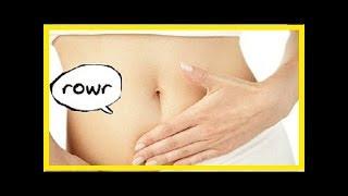 Découvrez pourquoi votre ventre gargouille !