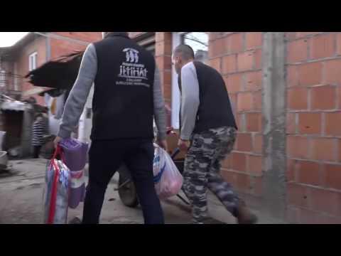 Mërgimtari nga Rahoveci ndihmon 10 familje skamnore në Prizren