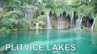 Plitvice Lakes National Park - Most Beautiful hike | CROATIA