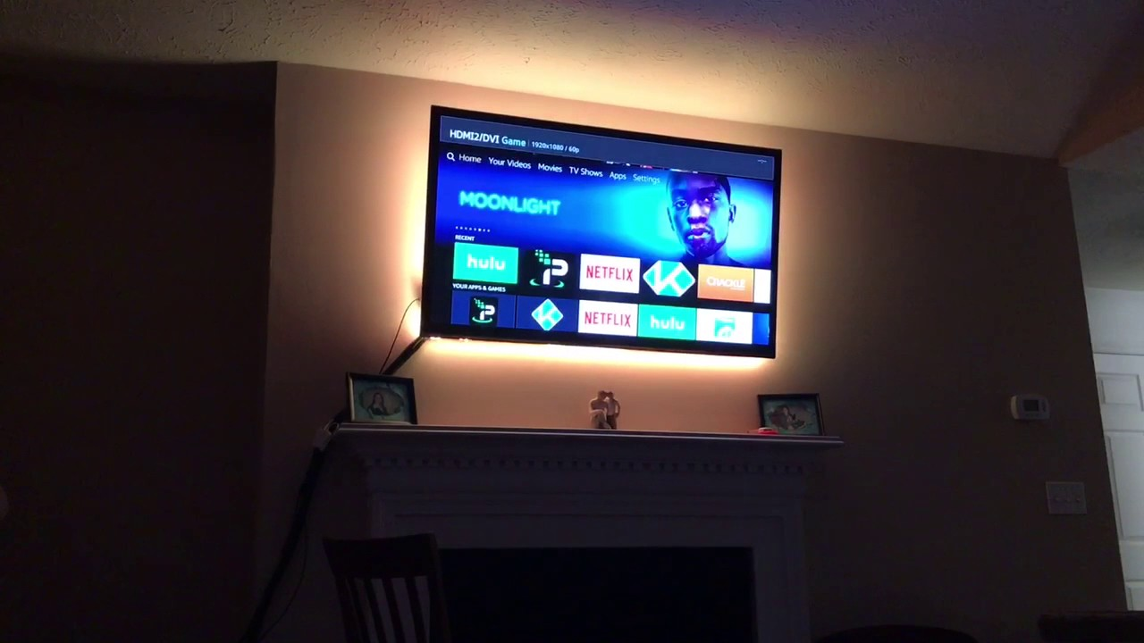 alexa controlling firetv appletv tv and backlight youtube. Black Bedroom Furniture Sets. Home Design Ideas