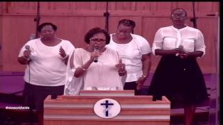 Future Glory International Convention Day 4 morning service