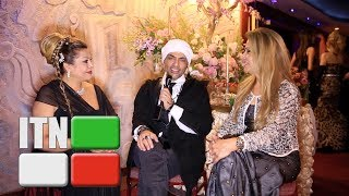ITN - Norouz - Shahram Kashani interview - Stars on Brand