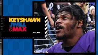 Is Lamar Jackson the best player in the NFL?   KJM