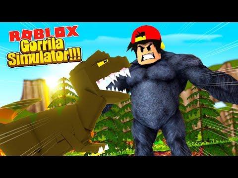 Becoming King Kong Roblox Gorilla Simulator Roblox The New Gorilla Simulator Youtube