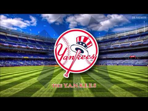 New York Yankees - official theme song (lyrics)