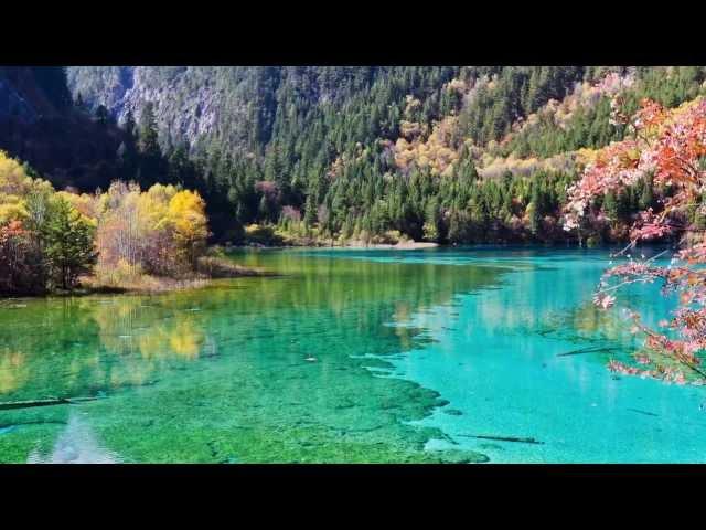 Jiuzhaigou Valley - Cina - UNESCO World Heritage Site