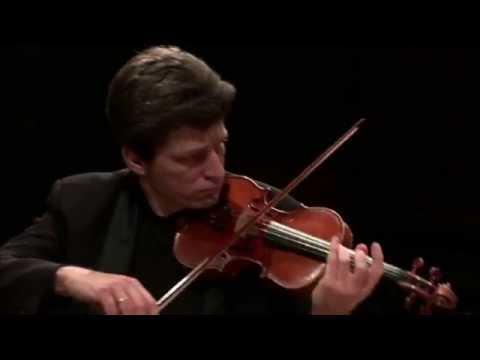César Franck – Kwintet fortepianowy f–moll - cz.I (Silesian String Quartet / Kwartet Śląski)