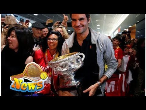 Tennis: federer closes in on world number one ranking
