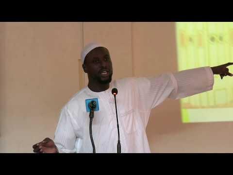 Conférence : La ville sainte de MEDINE et ses particularités - Dr Serigne Bamba Mbengue HA