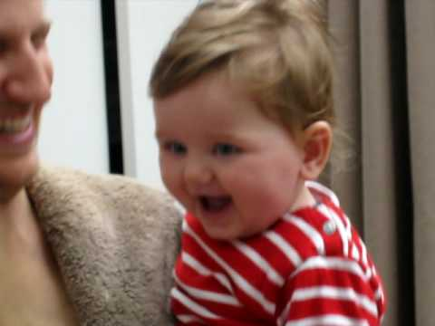 Leo Bloomfield Laughing