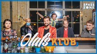 Olafs Klub vom 12.09.2020 mit Olaf, Abdelkarim, Erica, Sebastian, David und Matthias