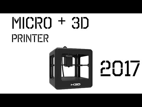 Best budget 3D printer? M3D Micro Plus 3D printer (2017 Edition)