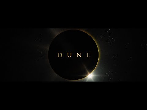 DUNE - Motion Comic/Title Sequence (3rd Year Minor Project)