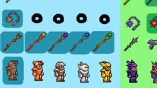 Potential New Terraria Items Sprites [2015 Update]