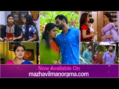Mazhavil Serials I Now available on mazhavilmanorama.com | Mazhavil Manorama
