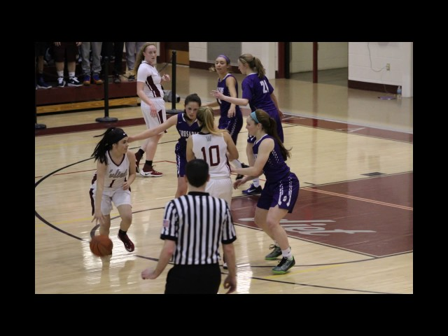 Girls Varsity: CCHS vs Watervliet 1/6/17
