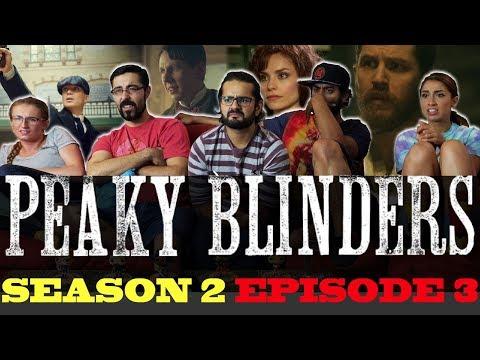 Peaky Blinders - Season 2 Episode 3 - Group Reaction