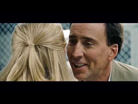 Love in your eyes Nicolas Cage