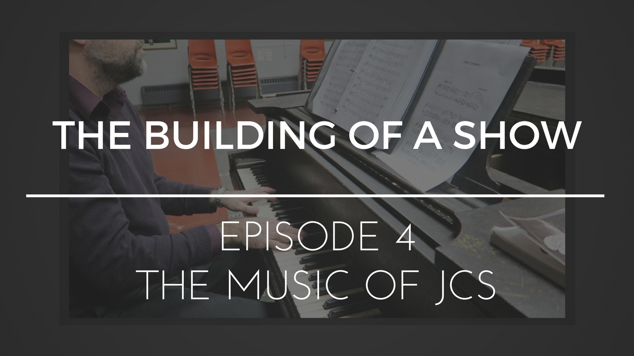 Download The Building of a Show : Episode 4 - The Music of JCS