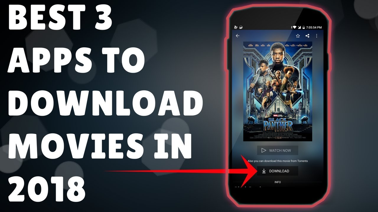 what is the best app to download movies