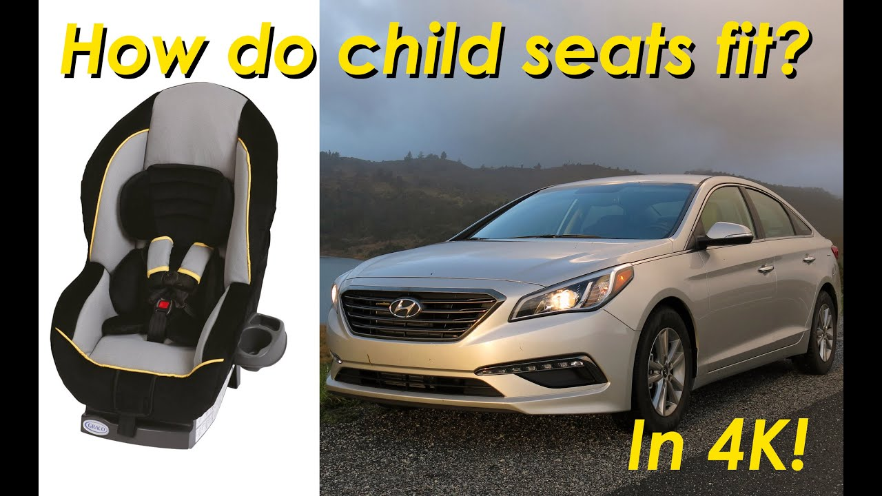 Hyundai Elantra: Securing a child restraint seat with Tether Anchor system