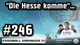 Fußballmanager 13/14 - 246 [Deutsch] - Die Hesse komme - Let