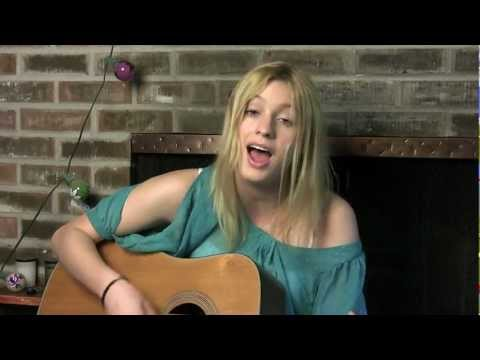 16 Year Old Female Unsigned Singer Songwriter Acoustic Original song 'Wasted'