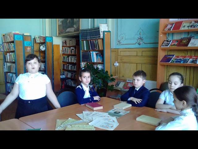 Изображение предпросмотра прочтения – СнежанаСидорова читает произведение «Я помню время золотое…» Ф.И.Тютчева