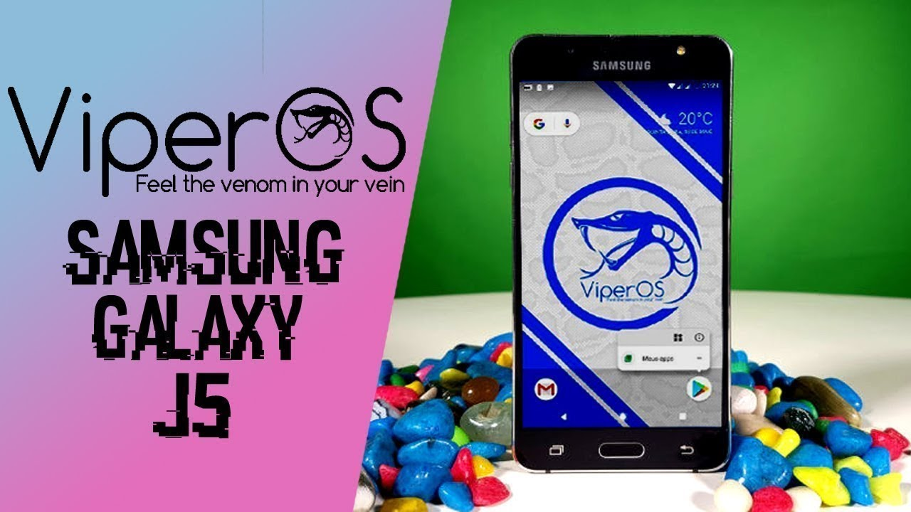 Smoothest ROM for Samsung J5 | Viper OS Rom| (With Adoptable Storage)  Android 7 1 2