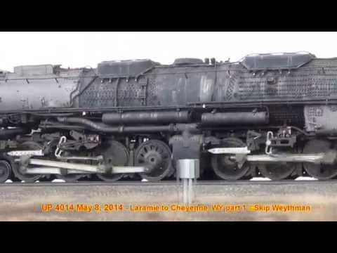 Union Pacific 4014 Big Boy @ Laramie
