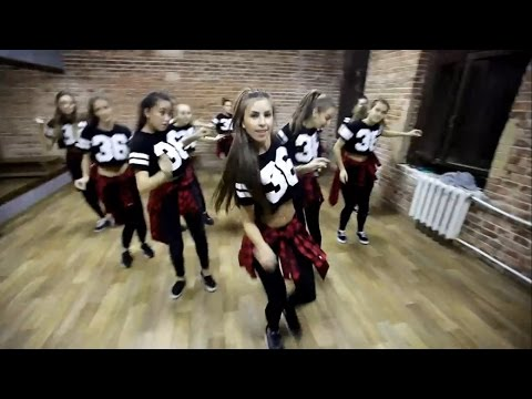 Dancehall Choreography by Lena Korneychuk - All my Love (Major Lazer ft. Ariana Grande)