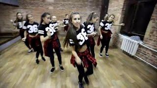 Dancehall Choreography by Lena Korneychuk - All my Love (Major Lazer ft. Ariana Grande)