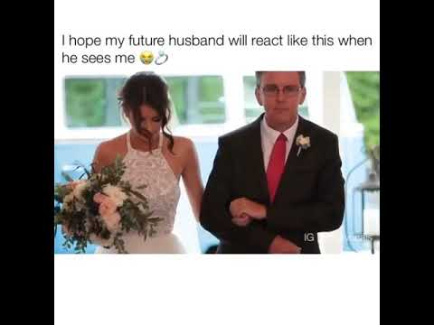 I Hope My Future Husband Wil React Like This Youtube