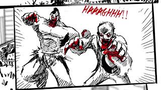 Inside ZOMBIE PARKOUR  - Villains as Heroes...