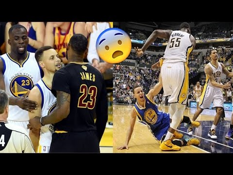 Thumbnail: NEW Stephen Curry SAVAGE MOMENTS AND FIGHTS 2017