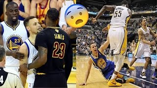 NEW Stephen Curry SAVAGE MOMENTS AND FIGHTS 2017