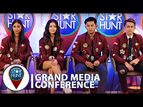 Star Hunt Grand Media Con: Batch 3