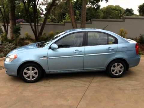 2007 hyundai accent 1 6 gls auto for sale on auto trader south africa youtube. Black Bedroom Furniture Sets. Home Design Ideas