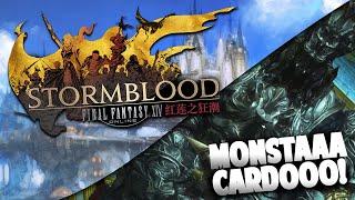 "Final Fantasy XIV Online ""Monstaaa Cardooo"""