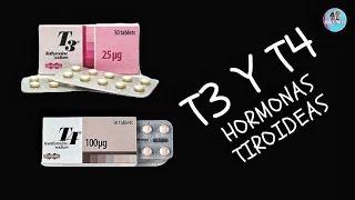 hormonas tiroideas t3 y t4