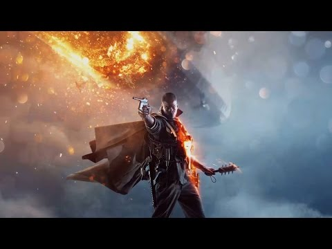 Albert Ross live streaming Battlefield 1!
