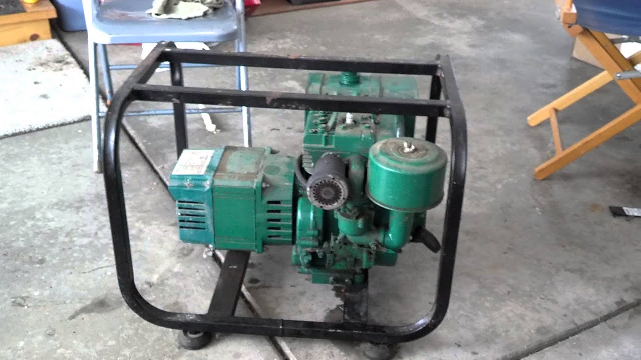 1989 coleman powermate 4000 youtube rh youtube com coleman powermate maxa 4000 watt generator manual coleman powermate 4000 watt generator owners manual