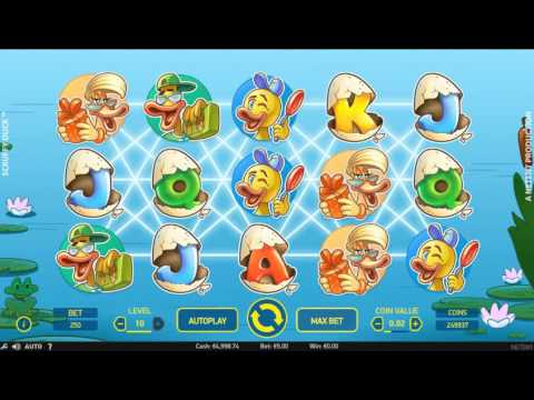 игровой автомат scruffy duck