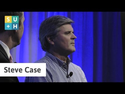 Steve Case on Building Successful Healthcare Startups