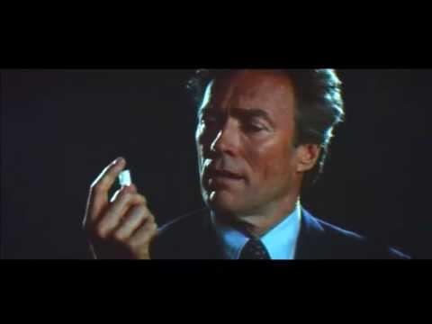 Clint Eastwood: Just Say No