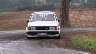 37. SVK Rally Příbram 2016 | 93 | Jan Frei - Pavel Šlegl