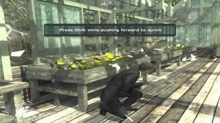 007 Quantum of Solace Walkthrough - White's Estate