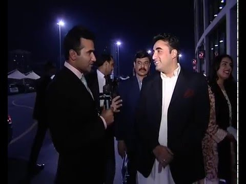 Interview with Bilawal Bhutto Zardari