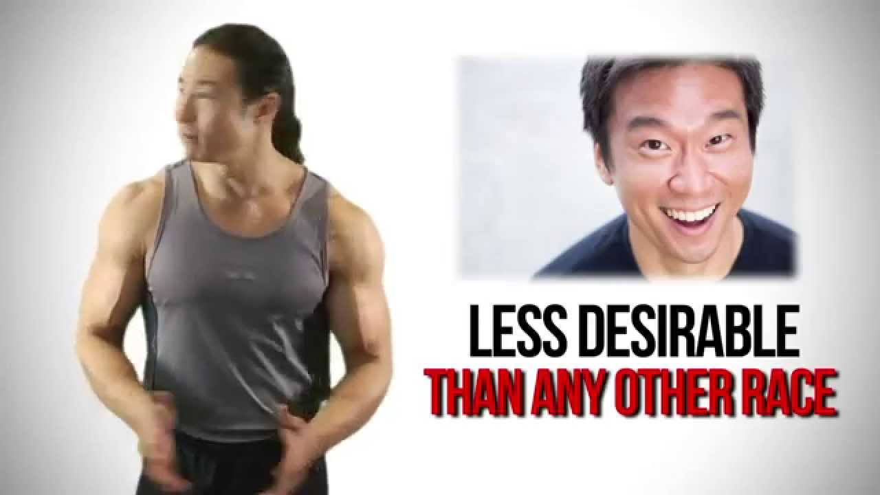 asian men least desired