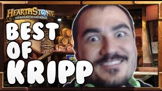 Best of Kripparrian  - Funny Hearthstone Highlights (2016)